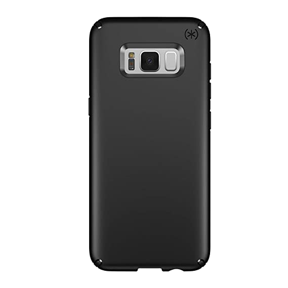new style 7152f b4037 Speck Products Presidio Cell Phone Case for Samsung Galaxy S8 Plus - Black