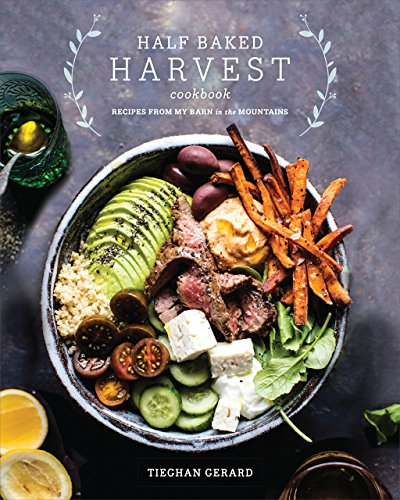 [By Tieghan Gerard] Half Baked Harvest Cookbook (Hardcover)【2018】by Tieghan Gerard (Author) (Hardcover)