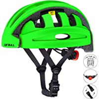Yiwa Casco de Bicicleta Plegable City and Commuter
