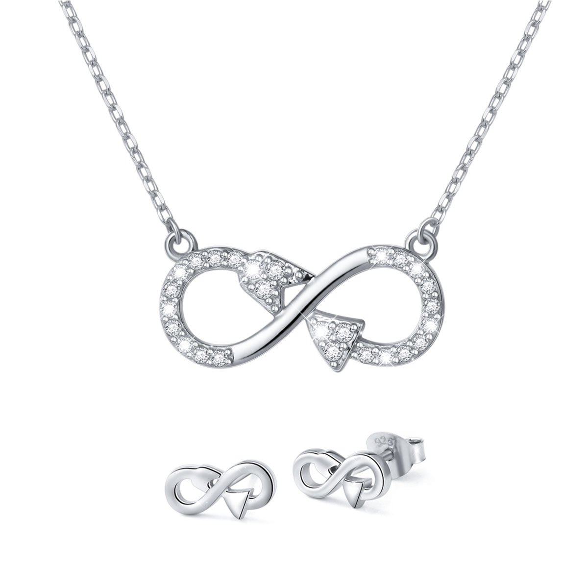 Infinity Symbol Necklaces Amazon