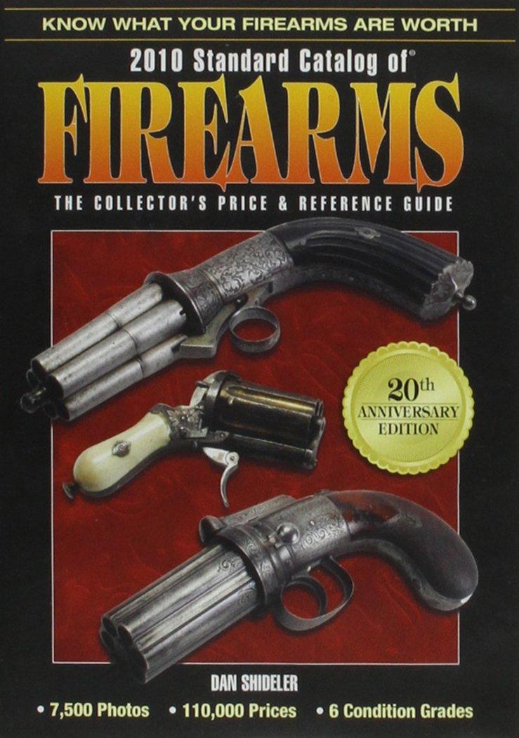 Read Online Standard Catalog of Firearms 2010 CD ebook