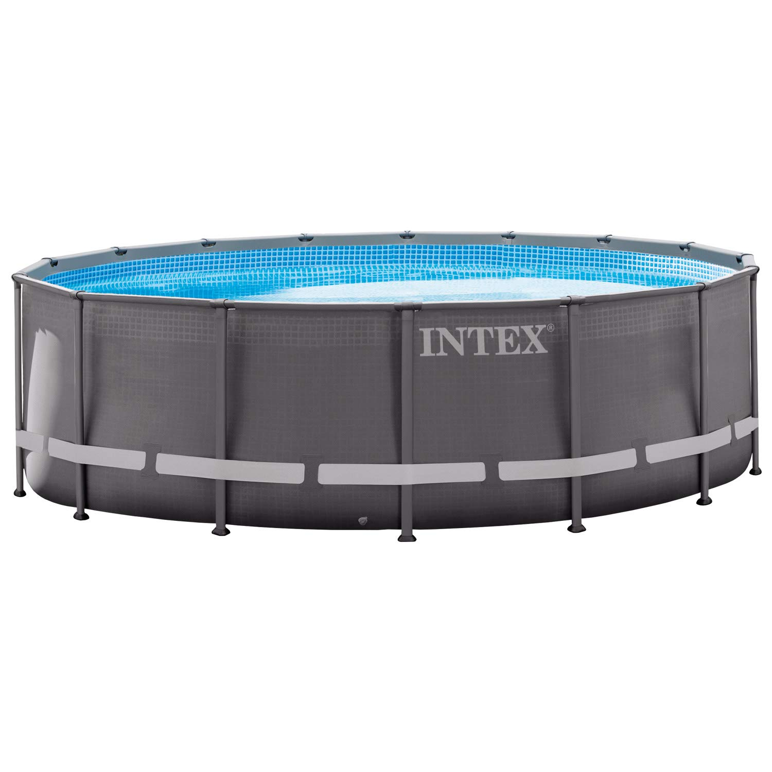 INTEX Ultra Frame - Piscina (Piscina con Anillo Hinchable, Círculo ...