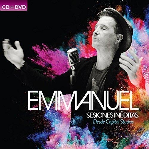 CD : Emmanuel - Sesiones Ineditas (Canada - Import, 2PC)