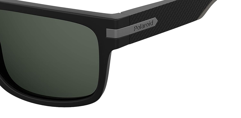 d8f750eb27 Polaroid Unisex Adults' PLD 2066/S Sunglasses, (MTT Black), 55:  Amazon.co.uk: Clothing