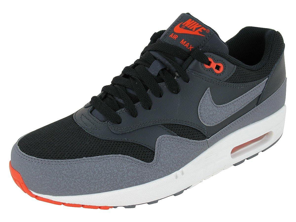 design de qualité 14069 e3477 Nike Basket Air Max 1 Essential - ref. 537383-008 Black Size ...