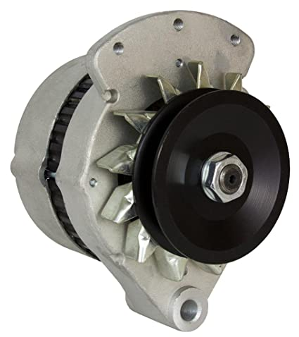 amazon com: alternator fits ford tractor 2310 2600 2610 2810 2910 3600  d5nn-10300-a 8al2056k d5nn-a: automotive