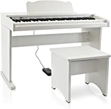 JDP-1 Junior-Digitalpiano von Gear4music weiß