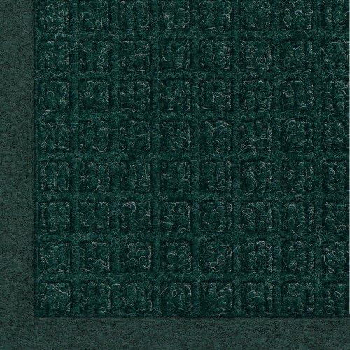 3//8 Thick M+A Matting 221 Waterhog Fashion Diamond Polypropylene Fiber Entrance Indoor//Outdoor Floor Mat Bordeaux SBR Rubber Backing 3 Length x 2 Width