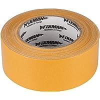 Fixman 198134 - Cinta adhesiva para alfombras (tamaño: