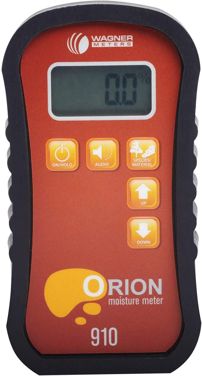 Wagner Meters Orion 910 Deep Depth Pinless Wood Moisture Meter Kit