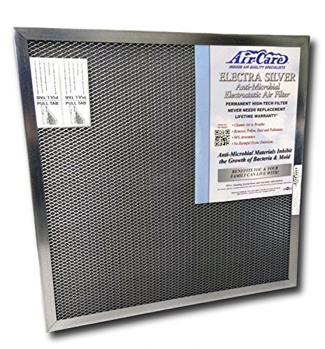 10x 20x 1Electrostatic Washable Permanent A / C炉エアフィルタby AirCare