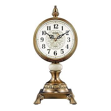 Relojes de Chimenea Familiares Reloj de Mesa Retro Europeo Meme it ...