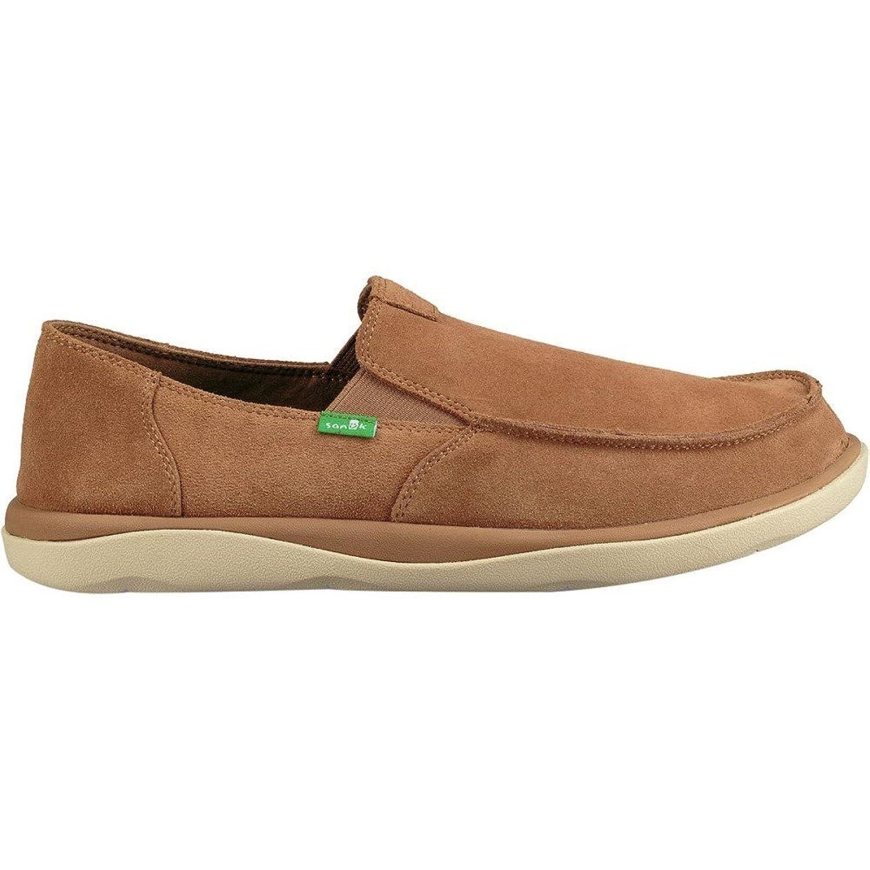 (サヌーク) Sanuk メンズ シューズ靴 Vagabond Tripper Suede Shoes [並行輸入品] B07CBMZV2V