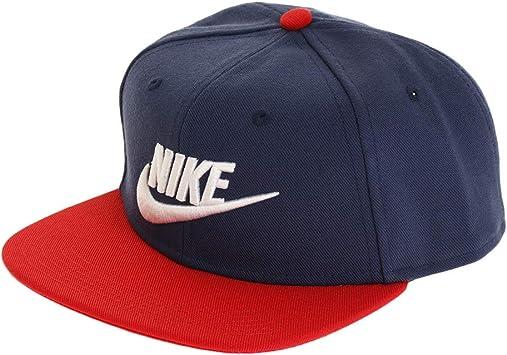 Nike Y Nk Pro Cap Futura 4 Gorra, Unisex niños, University Red ...