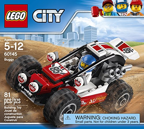 LEGO-City-Great-Vehicles-Race-Plane-60144-Building-Kit