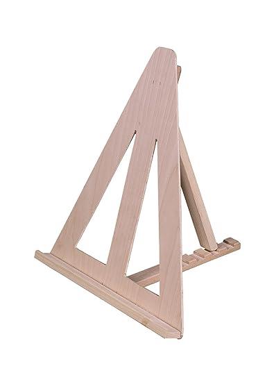 american easel wahkeena triangle table top fir - Table Top Easel