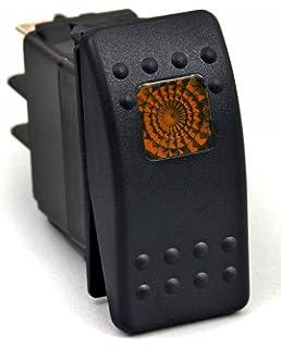 Amazon com: Baja Design OnX6 Amber 10
