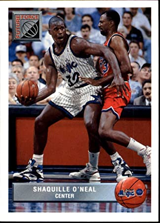 1993 Upper Deck McDonalds - Shaquille O'Neal - Magic - Card P43 At ...
