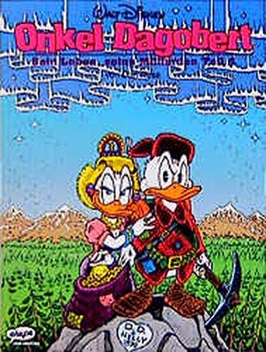 Disney: Onkel Dagobert: Onkel Dagobert, Bd.4, Sein Leben, seine Milliarden Taschenbuch – 1995 Don Rosa Peter Daibenzieher Egmont EHAPA 3770403533