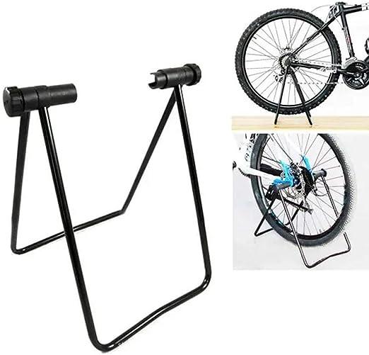 Posterior soporte del retroceso Bicicleta portátil Soporte for ...