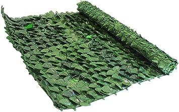 New - Seto artificial – Rollo de 1 x 3 m (3 m2) –para balcón – valla – barandilla – Jardín.: Amazon.es: Bricolaje y herramientas