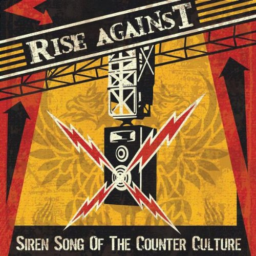 CD : Rise Against - Siren Song of the Counter-Culture (CD)