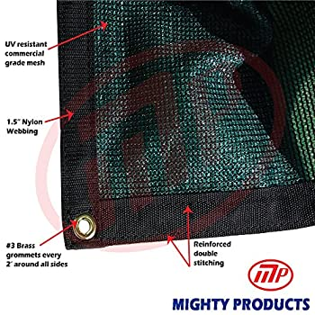 Image of Camping Shelters XTARPS MP - Mighty Products 90% Premier Shade Fabric