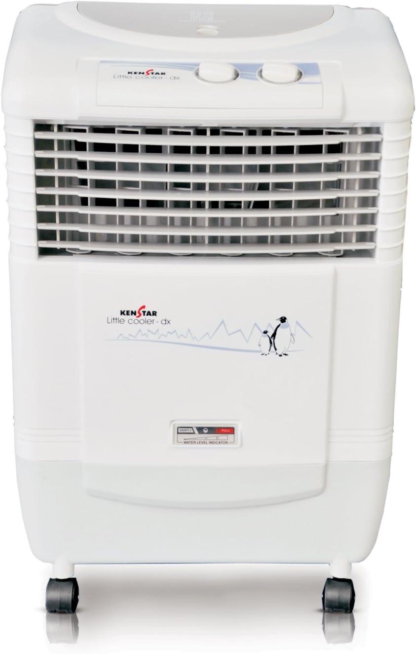 Kenstar Little Dx 12-Litre Air Cooler (White/Grey)