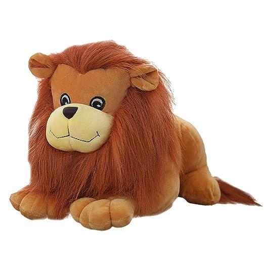 TwoCC-Peluche, Simulazione Lion Peluche Peluche Peluche Neonato