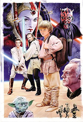 - Star Wars: Episode I - The Phantom Menace