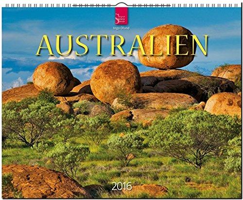 Australien 2016: Original Stürtz-Kalender - Großformat-Kalender 60 x 48 cm [Spiralbindung]