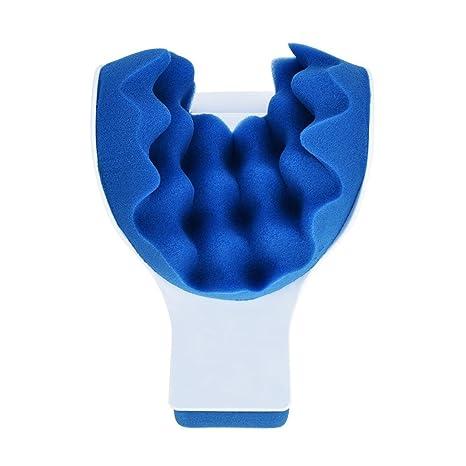 bescita cuello y hombro masaje alivio del dolor masaje almohada para cuello Almohada de apoyo cervical