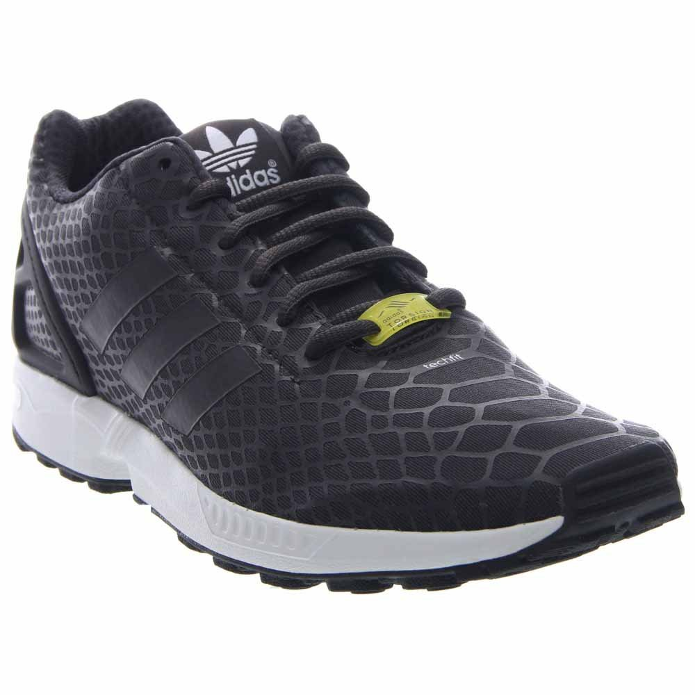 ef2a3b477a48b adidas Zx Flux Techfit Shadow Black Shadow Black White - Men's Shoes S75488  8