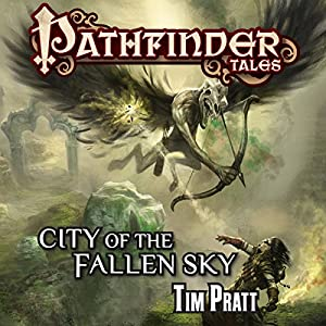 City of the Fallen Sky Hörbuch