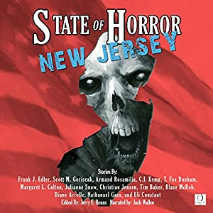 State of Horror: New Jersey Audiobook