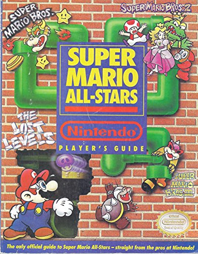 Price comparison product image Super Mario All-Stars Nintendo Official Player's Guide
