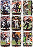 Cincinnati Bengals 2014 Topps NFL Football Complete Regular Issue 18 Card Team Set Including AJ Green, Andy Dalton, McCarron Rookie Plus