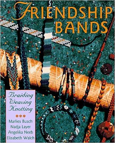Friendship Bands Braiding Weaving Knotting