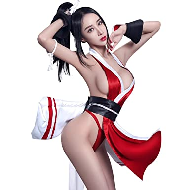 shiranui sexy cosplay Mai