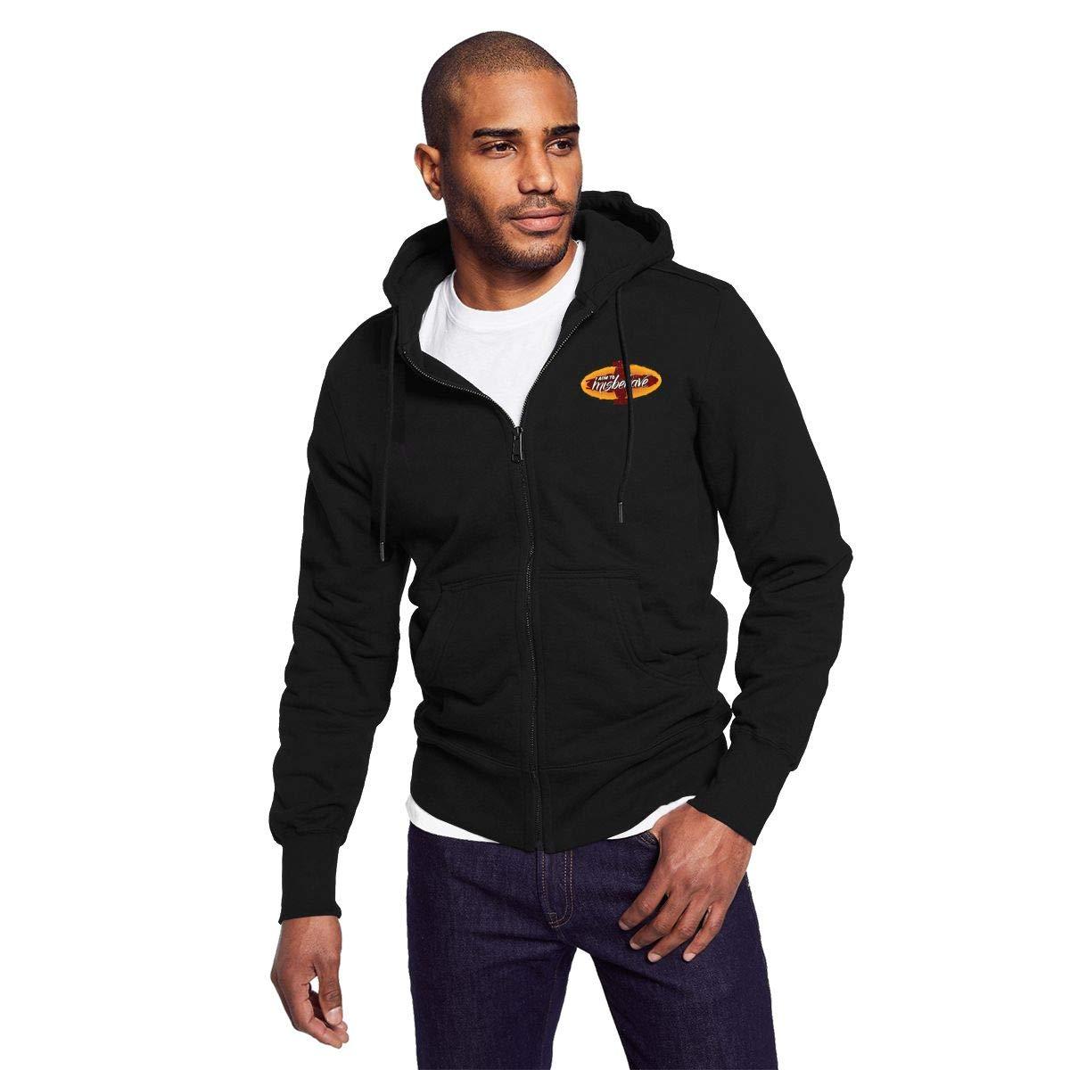 Slim Fit Lightweight Long Sleeve Zip up Hoodie Unisex Hooded Fleece Sweatshirt