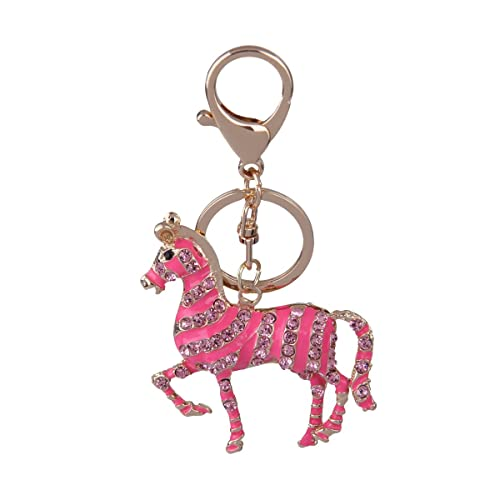 Zhenhui - Llavero , - Rosy Running Horse-45: Amazon.es ...