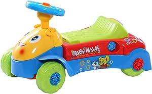 Toys4you Multi Educational Walker - 2088, Multi Color