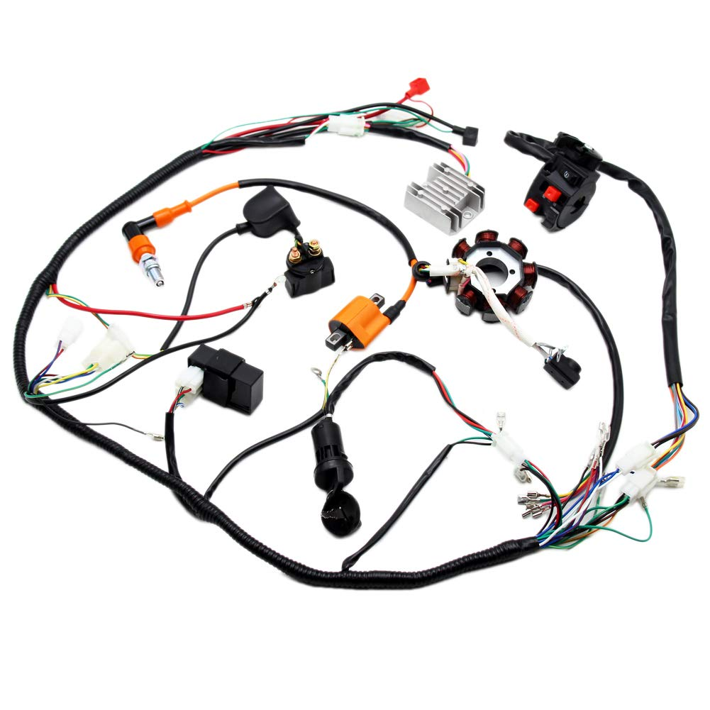 Wiring Diagram Polaris Racing Atv Rv Parallel Battery Wiring Diagram