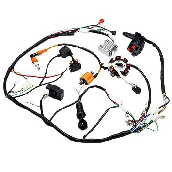 Complete Electrics ATV QUAD 150cc 200cc 250cc 300cc 3 Holes ... on