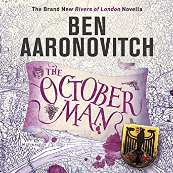 The October Man: A Rivers of London Novella (Audio Download): Amazon
