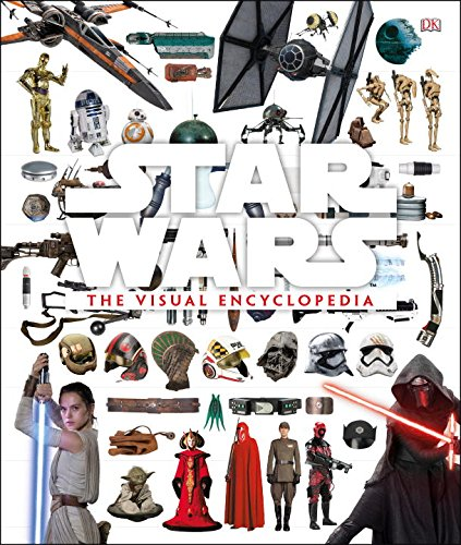 Price comparison product image Star Wars: The Visual Encyclopedia