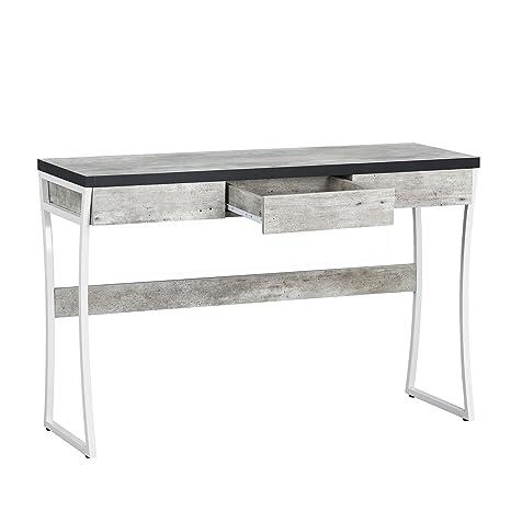 Fanilife - Consolle per ingresso, scrivania multifunzionale, design ...