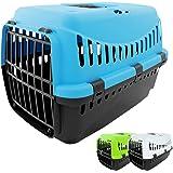 Tierbox - Transportbox - Transport - Tiere - Hund - Katze mit Farbauswahl