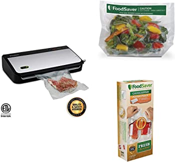 FoodSaver FM2435 Vacuum Sealer For Sous Vide