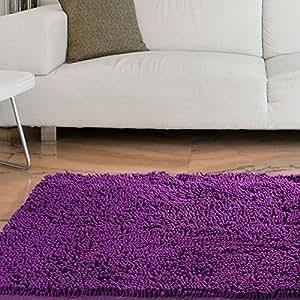 Amazon.com: Lavish Home High Pile Carpet Shag Rug, 21 by